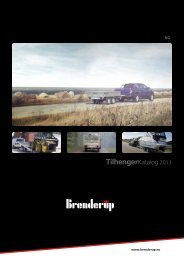 Katalog 2013 - Nesbru Trailer Service
