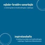 Vejleder-forældre-samarbejde - Videncenter for uddannelses- og ...