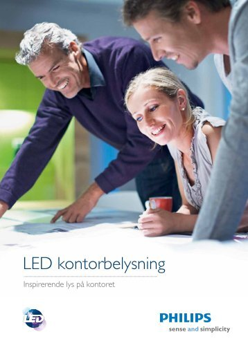 LED kontorbelysning - Philips