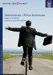 Stressindsats i Århus Kommune