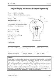 Rapport i pdf - Thomas Lorenzen