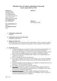 Afd. bestyrelsesmøde offentligt referat 12.3.2013 - Domea