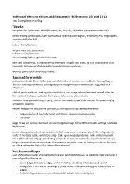 Referat af ekstraordinært afdelingsmøde Hyldemosen 28. maj 2013 ...
