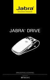 JABRA® DRIVE - My-phone
