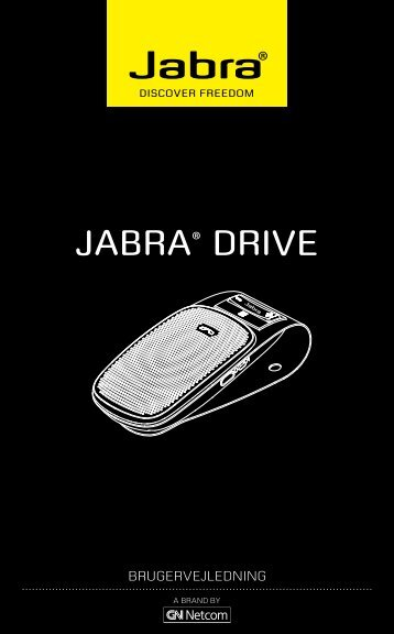 JABRA® DRIVE - My-phone