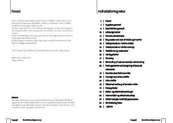 Læs en PDF med uddrag af bogen - Biocide