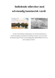 """I sin artikel """"Livløst gående livfuldt gående - Aarhus Universitet"""