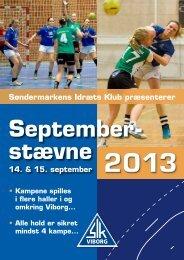 Invitation - SIK Håndbold Viborg