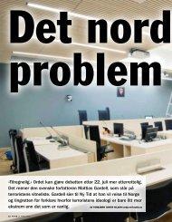 Stor sak i Ny Tid om Gardells status som vitne for forsvaret i ...