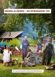 pdfsider\Literaturlister til biblioteket_.pdf - Middelalderlandsbyen.dk