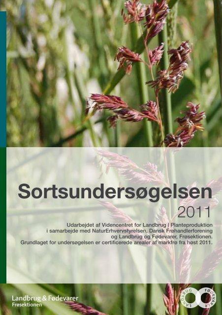 Sortsundersøgelsen - LandbrugsInfo