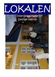 nr. 31, januar, 2012 - Hillerslev Sogns Lokalråd