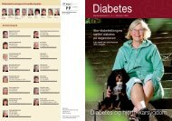 Oktober 2006 - Diabetesforeningen