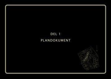 DEL 1 PLANDOKUMENT - Stavanger kommune