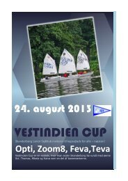 Invitation til Vestindien Cup 2013.pdf - Skanderborg Junior