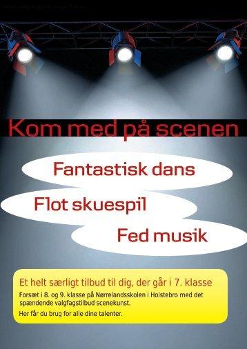Kom med på scenen - Soenderland-sk.dk