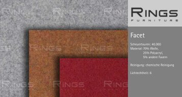 Facet - RINGS Furniture