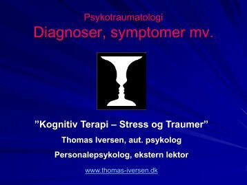 Diagnoser, symptomer