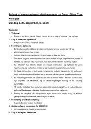 27. september 2010 - Steen Billes Torv Kollegiet