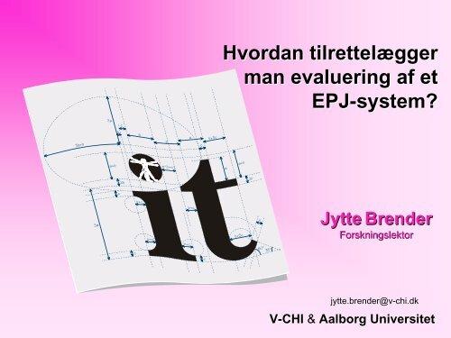 Aucun titre de diapositive - EPJ-Observatoriet