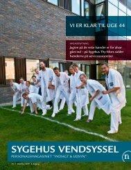 SYGEHUS VENDSYSSEL - Region Nordjylland