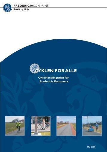 Fredericia - Cykelhandlingsplan