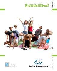 Brochure 2011/2012 - Esbjerg Ungdomsskole: Esbjerg Ungdomsskole