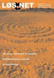 LØS-kursus: Velkommen til fremtiden Konfliktværktøj fra Auroville ...