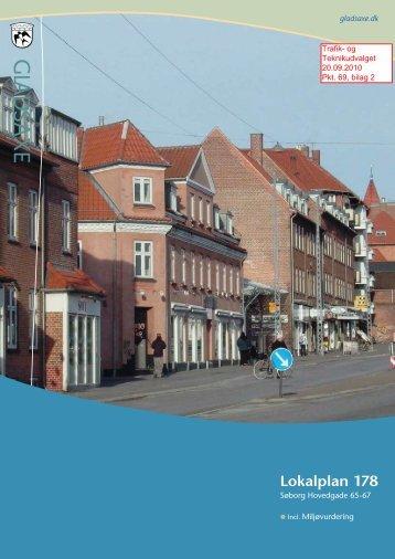 Lokalplan 178 (lp178[1].pdf) - Gladsaxe Kommune