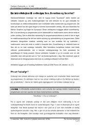 En introduksjon til codesign: hva, hvordan og hvorfor? - Institutt for ...