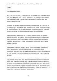 Kapitel 3 Islams koloniseringsstrategi IKKE LANGT FRA Place de la ...