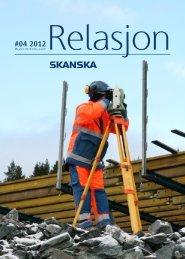 #04 2012 Relasjon - Skanska