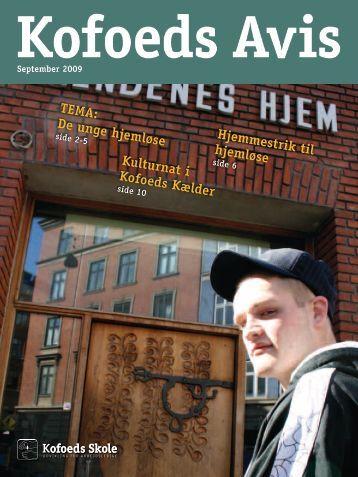September 2009 - Kofoeds Skole