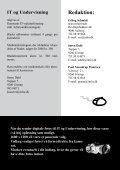 Hent nummer 2008/1 som pdf - IT-vejlederforeningen - Page 2