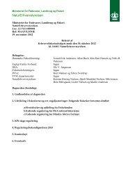Erhvervsfiskeriudvalget (fiskeri) - WebKontrol V.5 | Bakuri A/S