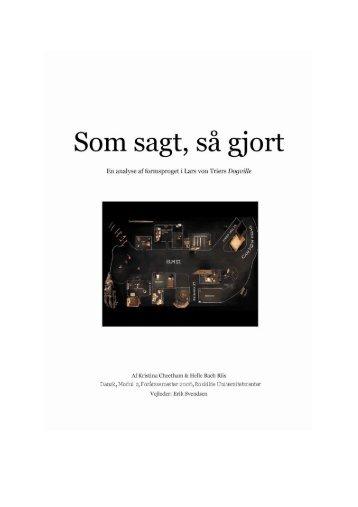 Som sagt saa gjort.pdf - cheetham.dk