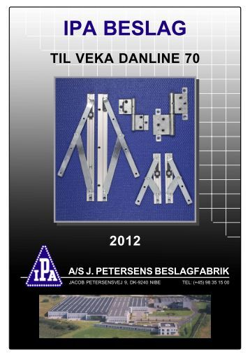 Download hele kataloget i en pfd-fil - Velkommen til A/S J. Petersens ...