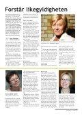 Finner unoter i regional- meldingen - KLP - Page 7