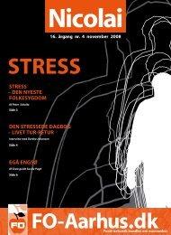 STRESS - Nicolai - FO-Aarhus