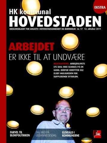 HK Kommunalbladet Hovedstaden 17:2011