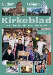 Gudum Fabjerg - Kirkebladet.nu