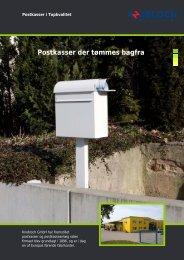 Download Brochure (PDF) - Postkasseanlæg