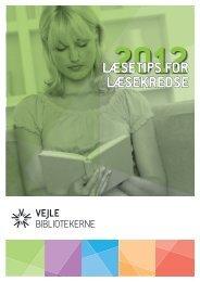 Læsetips til læsekredsen 2012 - Vejle Bibliotekerne