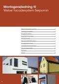 Montagevejledning - Serpomin - Weber - Page 2