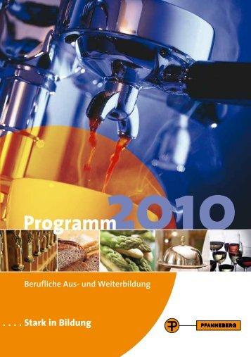 Programm - Europa-Lehrmittel