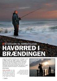 Kyst guide til Nordjylland. - Bo Troelsen