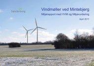VVM Mintebjerg - Noatun