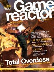 METEOS SOUL CALIBUR 3 FAR CRY INSTINCTS - Gamereactor