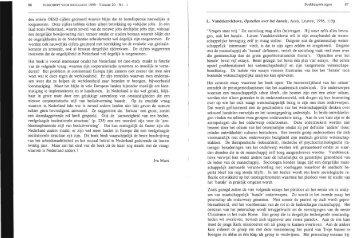 Recensie: L. Vandekerckhove: Opstellen over het banale - CELLO