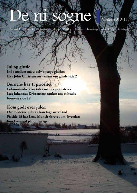 December 2010 - Februar 2011. - Skamstrup-Frydendal Pastorat